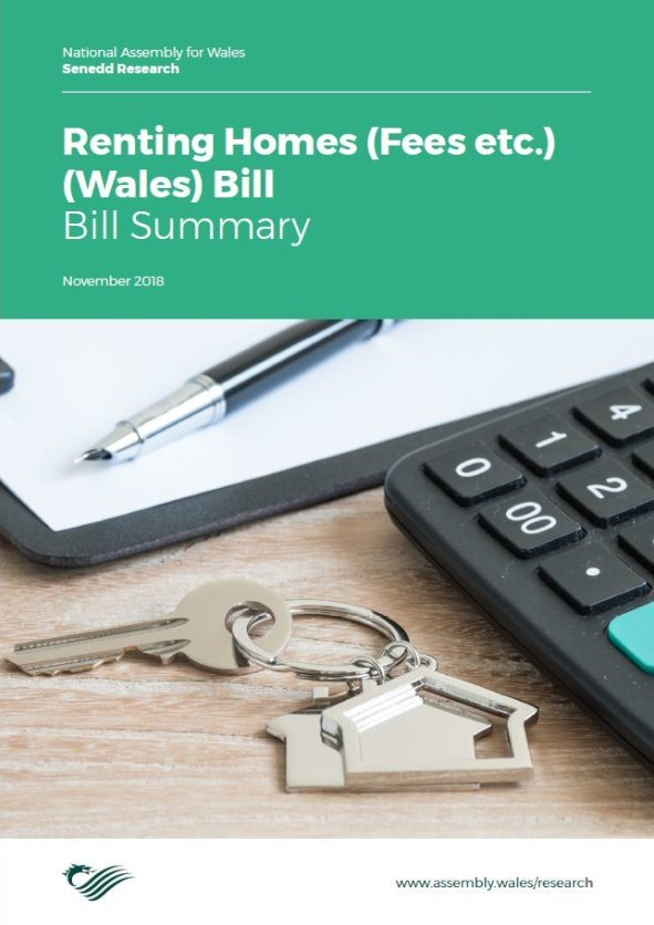 Embark Renting Homes (Fees etc.) (Wales) Bill Summary issue