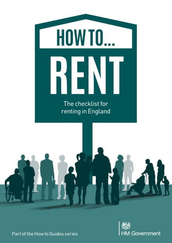 Embark How to rent: the checklist for renting in England issue