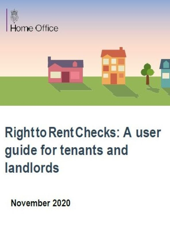 Embark Right to rent document checks: a user guide issue