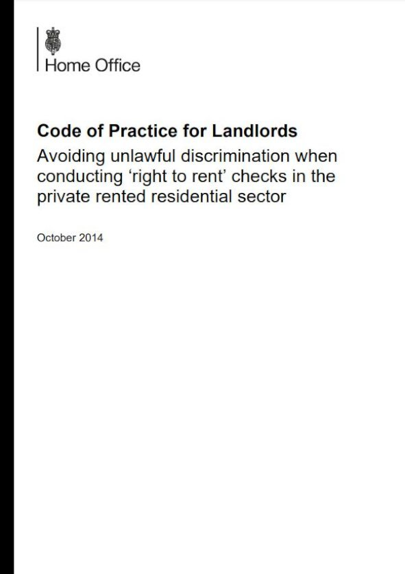Embark Code of Practice for Landlords issue